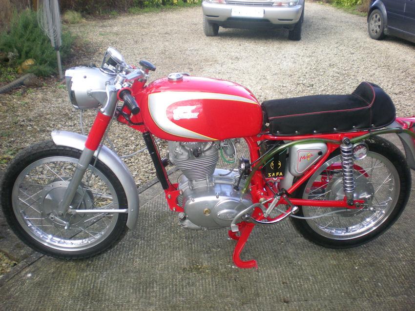 Ducati Single Parts