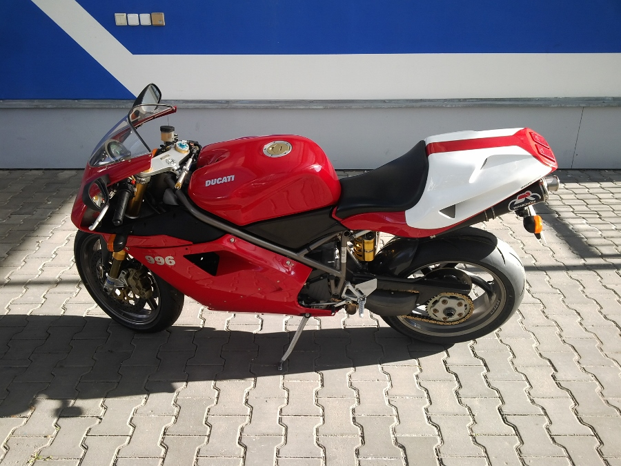 ducati 996 sps - £10,300.00 : lacey ducati, parts & spares for